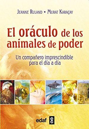 ORACULO DE LOS ANIMALES DE PODER, EL (INCLUYE BARAJA)