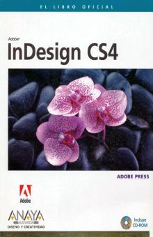 INDESIGN CS4 (INCLUYE CD)