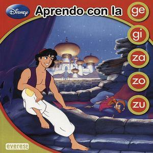 APRENDO CON LA GE / GI / ZA / ZO / ZU (ALADINO)