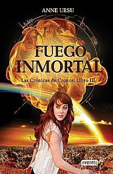 FUEGO INMORTAL, EL. LAS CRONICAS DE CRONOS LIBRO III / PD.
