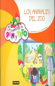 ANIMALES DEL ZOO, LOS / LOS CUENTOS DE PIN Y TITO