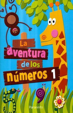 AVENTURA DE LOS NUMEROS 1, LA