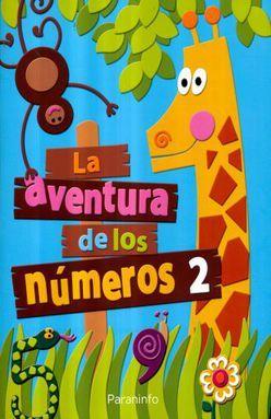 AVENTURA DE LOS NUMEROS 2, LA