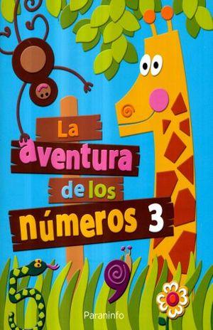 AVENTURA DE LOS NUMEROS 3, LA
