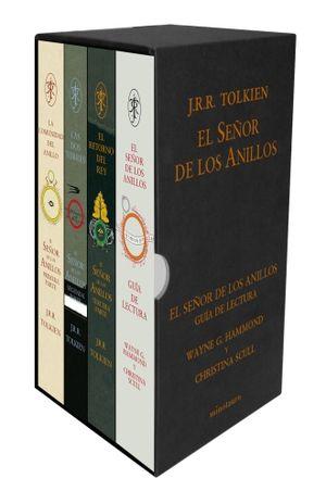 SEÑOR DE LOS ANILLOS, EL / 4 VOLS. / PD. / EDICION 60 ANIVERSARIO