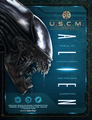 Alien. Manual de supervivencia con realidad aumentada / pd.