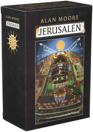 Jerusalén / pd. (Estuche 3 tomos)