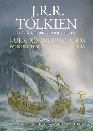 Cuentos inconclusos de Númenor y la Tierra Media / pd.
