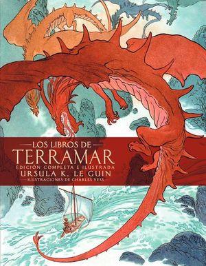Los libros de Terramar / pd.