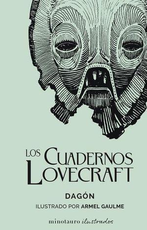 Los cuadernos Lovecraft. Dagón