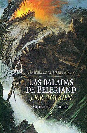BALADAS DE BELERIAND 3, LAS