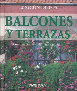 LEXICON DE LOS BALCONES Y TERRAZAS / PD.