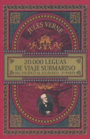 20 000 LEGUAS DE VIAJE SUBMARINO. DEL PACIFICO AL ATLANTICO / TOMO II / PD.