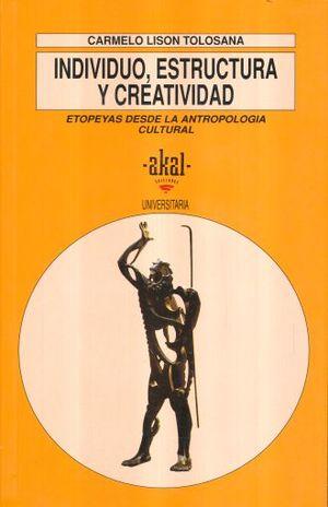INDIVIDUO ESCRITURA Y CREATIVIDAD. ETOPEYAS DESDE LA ANTROPOLOGIA CULTURAL