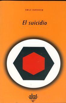SUICIDIO, EL