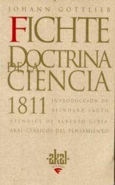 DOCTRINA DE LA CIENCIA 1811