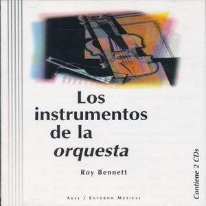 INSTRUMENTOS DE LA ORQUESTA, LOS (INCLUYE 2 CD)