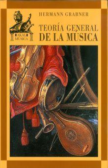 TEORIA GENERAL DE LA MUSICA / PD.