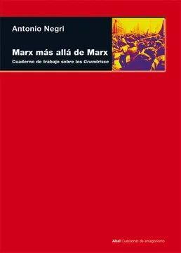 MARX MAS ALLA DE MARX