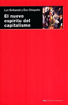 NUEVO ESPIRITU DEL CAPITALISMO, EL