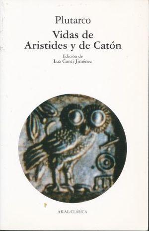 VIDAS DE ARISTIDES Y DE CATON