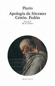 APOLOGIA DE SOCRATES / CRITON / FEDON