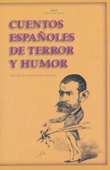 CUENTOS ESPAÑOLES DE TERROR Y HUMOR