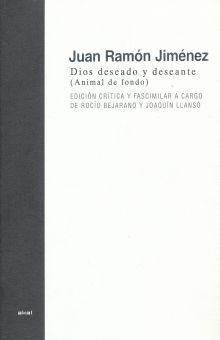 DIOS DESEADO Y DESEANTE. ANIMAL DE FONDO / PD.