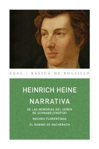 NARRATIVA / HEINRICH HEINE