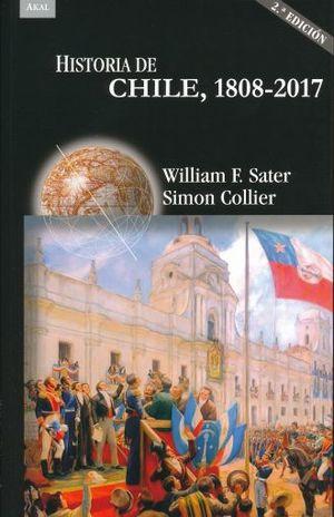 HISTORIA DE CHILE. 1808 - 2017