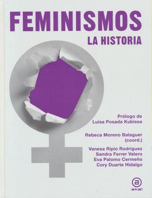 FEMINISMO LA HISTORIA / PD.