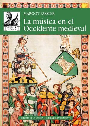 Música en el occidente medieval