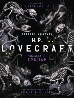 H.P. Lovecraft más allá de Arkham / pd.