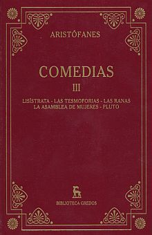 COMEDIAS III / PD.