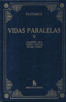 VIDAS PARALELAS / TOMO V / PD.