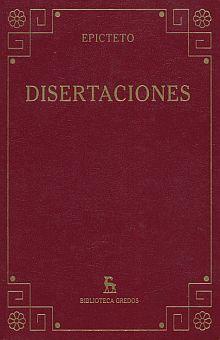 DISERTACIONES / PD.