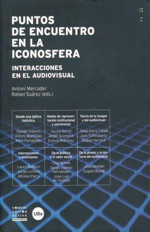 PUNTOS DE ENCUENTRO EN LA ICONOSFERA. INTERACCIONES EN EL AUDIOVISUAL