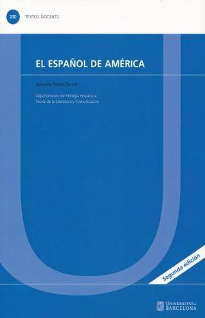 ESPAÑOL DE AMERICA, EL / 2 ED.