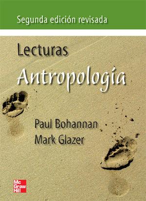 ANTROPOLOGIA. LECTURAS / 2 ED.