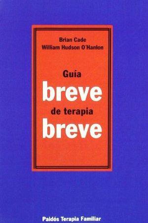 GUIA BREVE DE TERAPIA BREVE