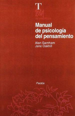 MANUAL DE PSICOLOGIA DEL PENSAMIENTO