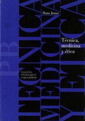TECNICA MEDICINA Y ETICA