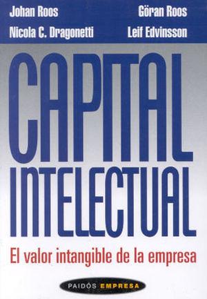 CAPITAL INTELECTUAL. EL VALOR INTANGIBLE DE LA EMPRESA