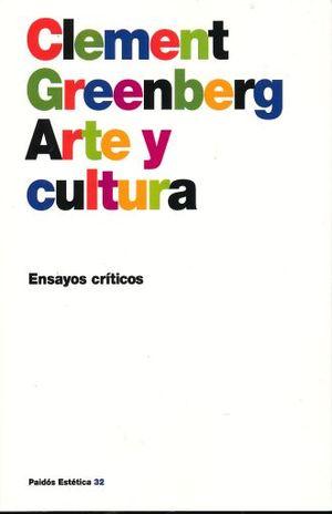 ARTE Y CULTURA. ENSAYOS CRITICOS