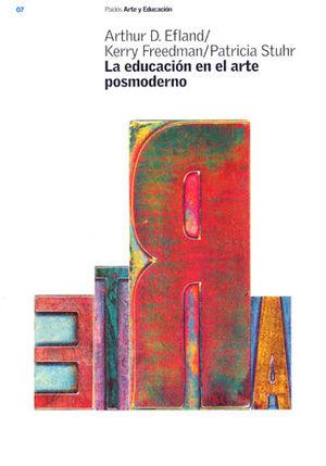 EDUCACION EN EL ARTE POSMODERNO, LA