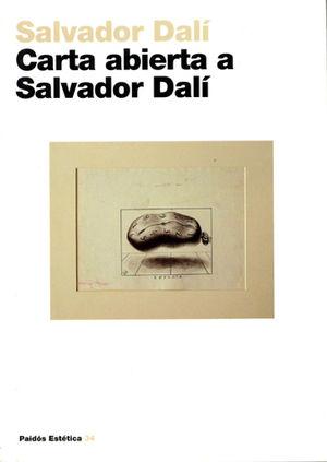 CARTA ABIERTA A SALVADOR DALI
