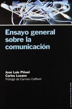 ENSAYO GENERAL SOBRE LA COMUNICACION