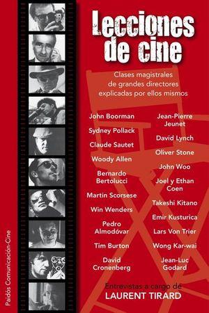 LECCIONES DE CINE. CLASES MAGISTRALES DE GRANDES DIRECTORES