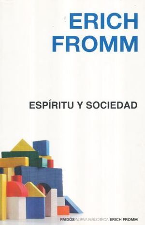 ESPIRITU Y SOCIEDAD