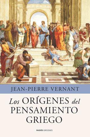 ORIGENES DEL PENSAMIENTO GRIEGO, LOS